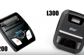 <h4>SM-L200/300 Mobile Printers</h3> <p>Setup using iOS</p>