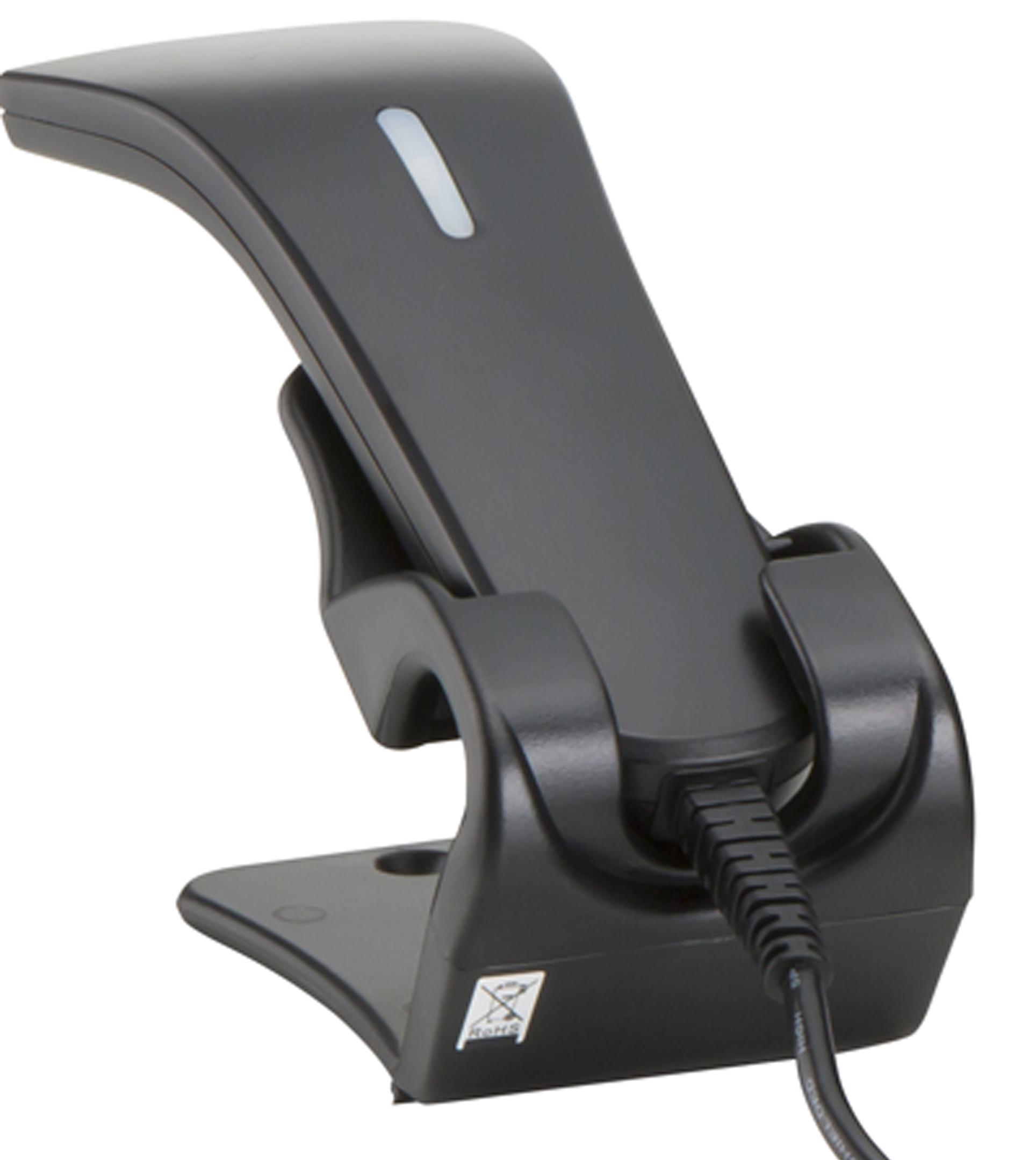 MPOP Scanner Black