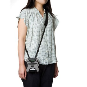 SMT300i and SMT400i Shoulder Strap