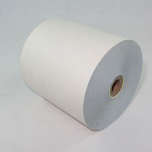"76mm X 76mm Dual-ply Paper ""SPP4""  single rolls"
