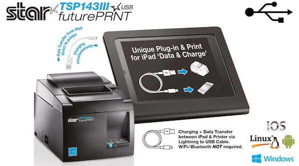 TSP143III - USB Printer