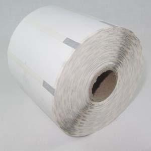 "76mm x 30mm labels - single rolls - 1250 labels/roll "" TSP7630L"""